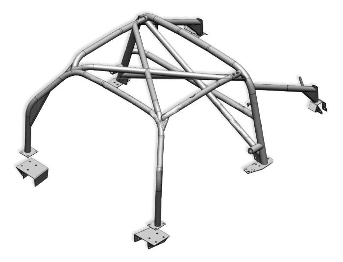 6 Point Elise Exige Bolt In Rollcage Built And Homologated