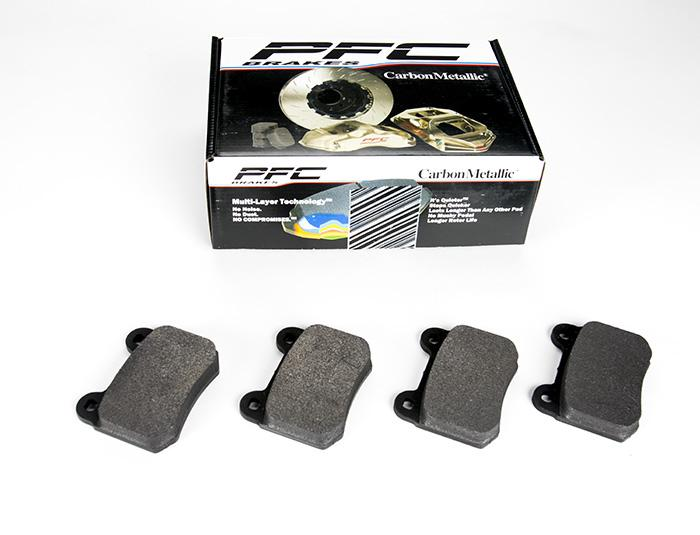 Performance Friction 08 Compound pads (Elise, Exige, Speedster)