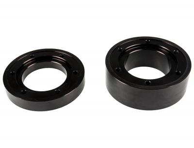 Steeringwheel spacer for use with Momo Collapsible hub